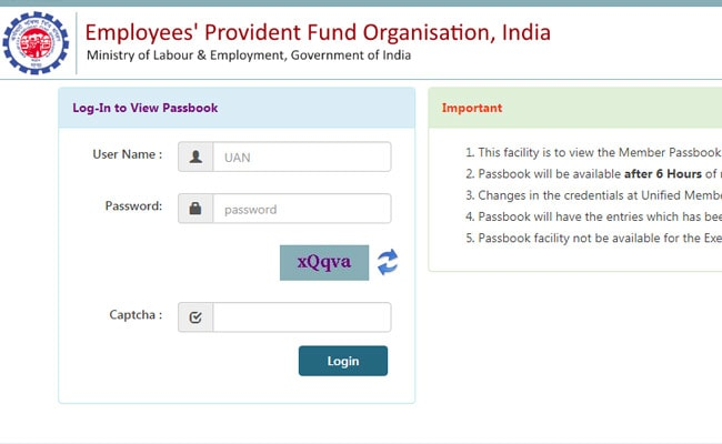 EPF: Step-By-Step Guide To Check Employee Provident Fund