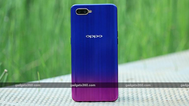Oppo K1 लॉन्च हुआ भारत में, इनडिस्प्ले फिंगरप्रिंट सेंसर और 25 मेगापिक्सल सेल्फी कैमरा से है लैस