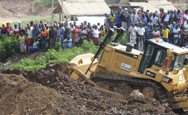 At Least 60 Feared Dead In Zimbabwe Gold Mine Flood: Government