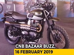 Video: Mahindra XUV300, Honda CB300R, Triumph Street Twin & Street Scrambler, Steelbird SBA-1 HF Helmet