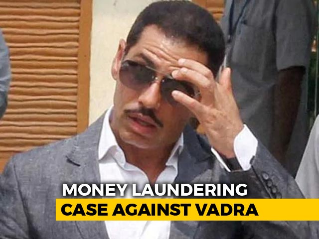 Video : Robert Vadra In Jaipur For Questioning. Wife Priyanka Gandhi Reaches Too