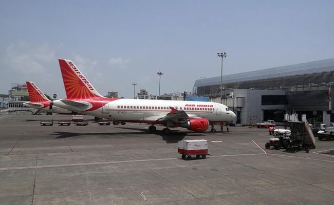 Air India Plane Lands At Gujarat's Air Force Base As Man Suffers Cardiac Arrest
