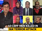 Video : Pulwama Terror Attack: What Are India's Diplomatic Options?