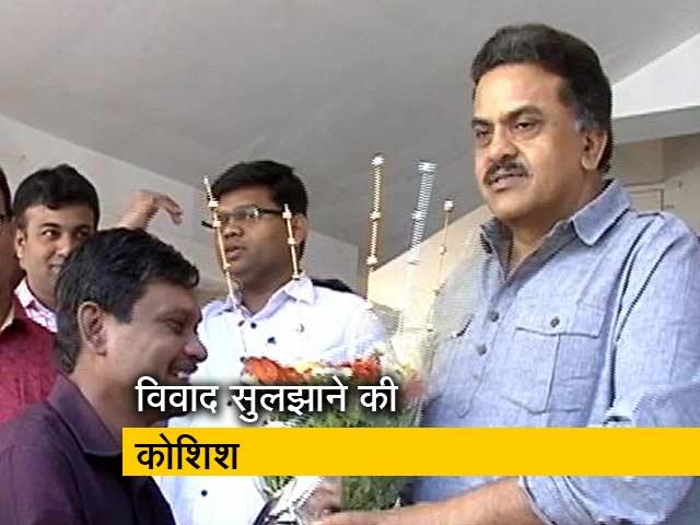 Video : मुंबई कांग्रेस में सब ठीक है?
