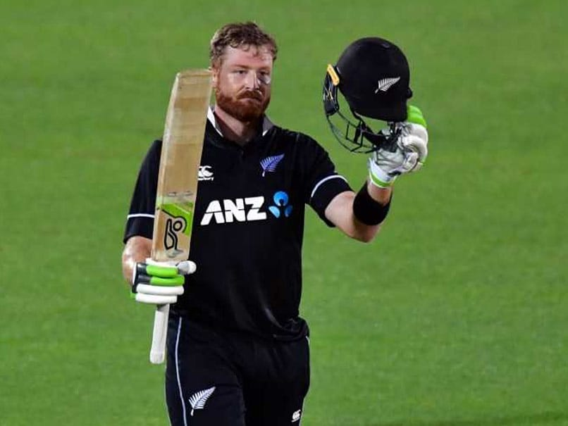 1st ODI: Ton-Up Martin Guptill Hits Form As New Zealand Outclass Bangladesh