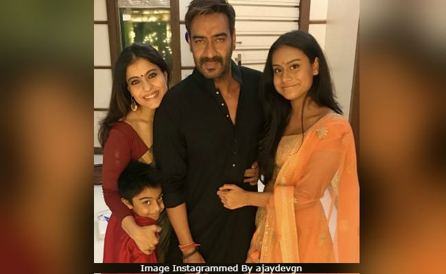 'Judge Me And Kajol, But Not Our Kids,' Says Ajay Devgn On Social Media Trolling