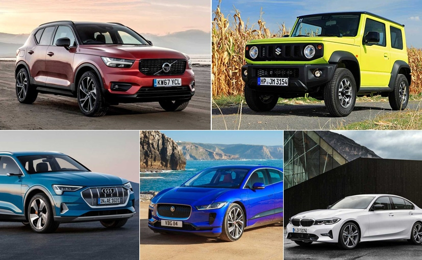 The XC40, Jimny, e-tron, I-Pace & the new 3 Series are 2019 World Car Awards finalists