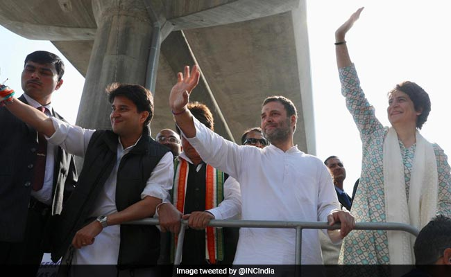 Rahul Gandhi To Campaign In Western UP On April 8 With Sister Priyanka
