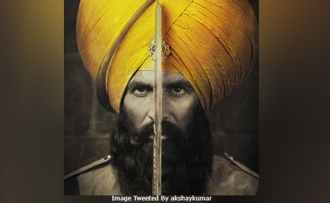 Akshay Kumar Shares Glimpse Of Kesari'An Unbelievable True Story