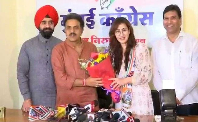 Shilpa Shinde Says She Will Be Congress Lok Sabha Candidate In Mumbai