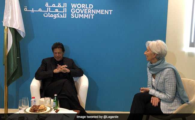IMF Ready To Support Pak, Christine Lagarde Says After Meeting Imran Khan