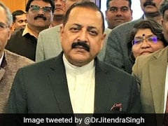 Jammu And Kashmir's Jitendra Singh Retains Place In PM Modi's Cabinet