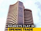 Video : Sensex, Nifty Move In A Range Amid Choppy Trade
