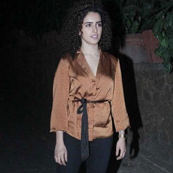 5 Hair Products For Shiny, Happy Curls Like Sanya Malhotra's