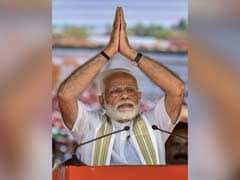 "Once For Ice Cream, Now ""Family Packs"" For Bail: PM Modi Mocks Congress"