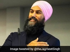 Sikh Leader Jagmeet Singh Wins By-Election In Canada