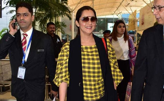 Be Summer Ready In A Checked Yellow Top Like Sania Mirza. 5 Stylish Options