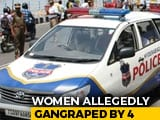 Video : Woman Allegedly Gang-Raped, Abandoned On Highway In Andhra Pradesh