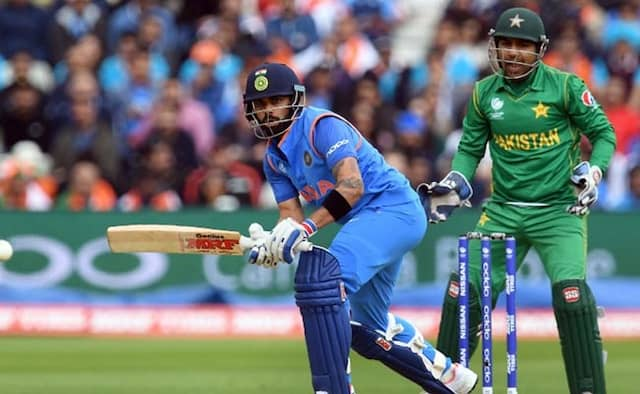 Virat Kohli and Rohit Sharma are the only Indians to score a century against Pakistan in a World cup