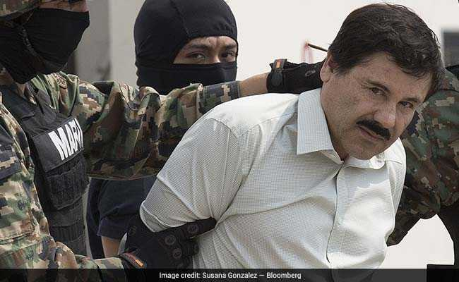 'Inhumane': Mexico President On Drug Lord El Chapo's Jail Sentence