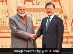 PM Pays Tributes At Korea Cemetery, To Be Conferred With Seoul Peace Prize: Live Updates