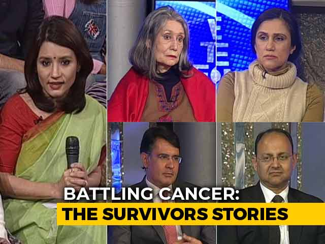Video : Early Detection Key To Tackling Cancer