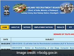 RRB Group D Result 2018: 4 Simple Steps To Check Using Your Mobiles