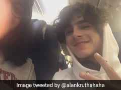 This Woman Sat Next To Timothee Chalamet On A Flight. Her Twitter Thread Is Gold