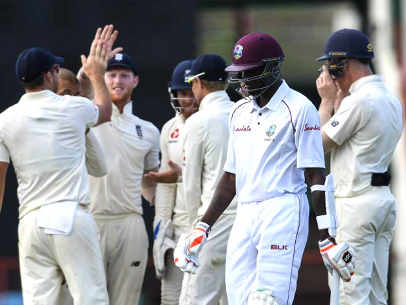 3rd Test: England Thrash Windies To Claim Consolation Win