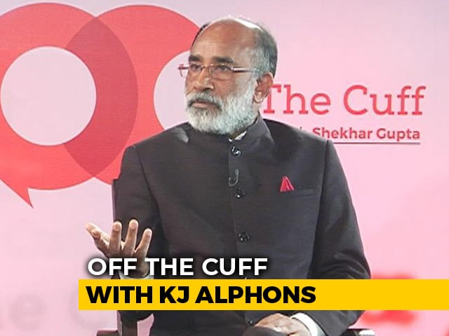 Video : Off The Cuff With KJ Alphons