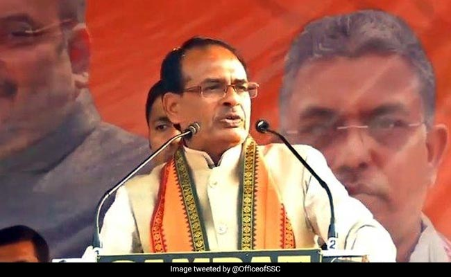 Shivraj Chouhan, Madhya Pradesh Government Spar Over Proposed Sita Temple