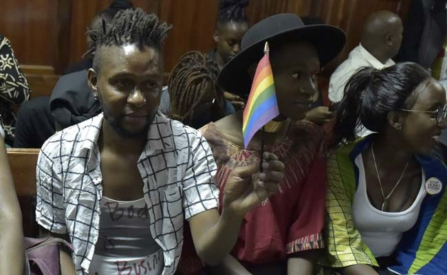 Homosexuality Still A Crime In Kenya As Court Delays Ruling
