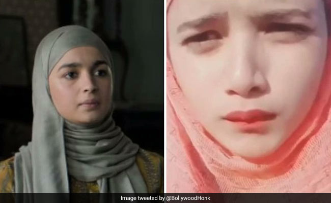 Alia Bhatt की कार्बन कॉपी है ये लड़की, मारा ये डायलॉग और बन गई इंटरनेट सेंसेशन, देखें VIDEO