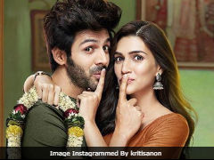 Propose Day: Kartik Aaryan's Romantic <i>Luka Chuppi</i> Moment With Kriti Sanon Doesn't Go As Planned