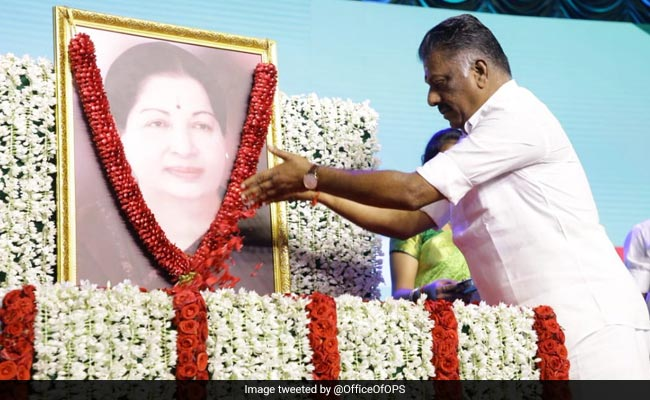 Will 'Explain The Truth' To Jayalalithaa Probe Panel: O Panneerselvam