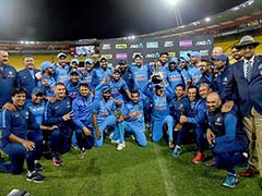 India Crush New Zealand By 35 Runs In Wellington, Win ODI Series 4-1