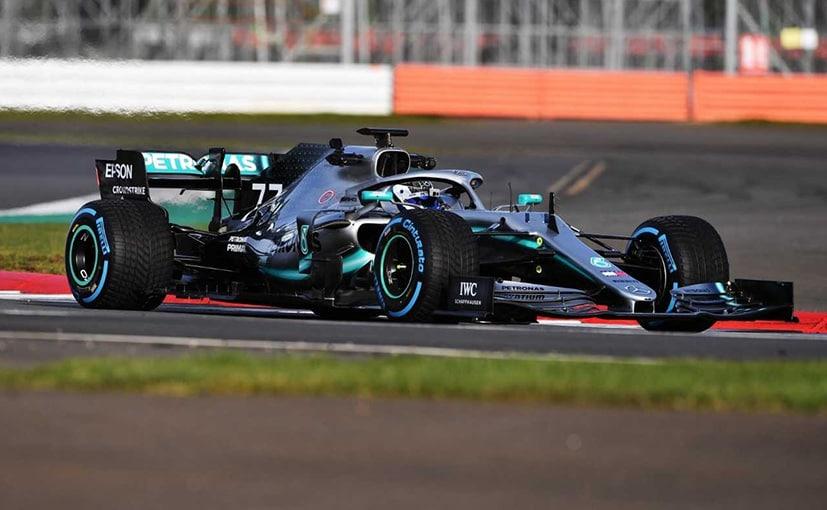 F1 2019 Mercedes Amg W10 Formula 1 Car Unveiled Ndtv