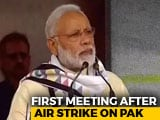 Video : PM Modi Meets Military Chiefs After Air Strike On Jaish Terror Camp