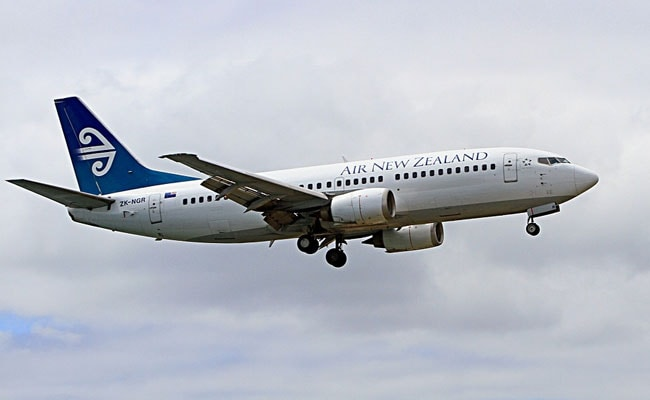 New Zealand Flight To China With 270 On Board Forced To Turn Back Mid-Air