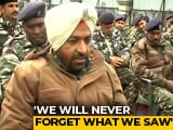 Video : Body Parts Were Flung 600 Metres Away, Recalls CRPF Convoy Survivor