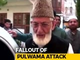 Video : Security Of 18 Separatists, 155 Politicians In J&K Withdrawn