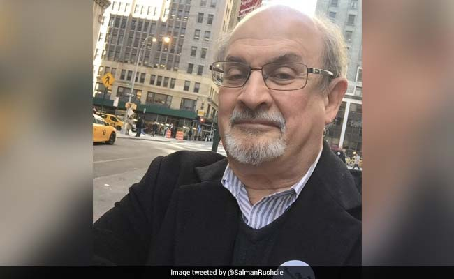 Will Return To India For My Next Novel, Says Salman Rushdie