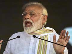 "Chandrababu Naidu ""Senior"" In Backstabbing NTR, Switching Sides: PM Modi"