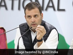 """Extra-Constitutional Authority"": Ex-Congress Leader On Rahul Gandhi"