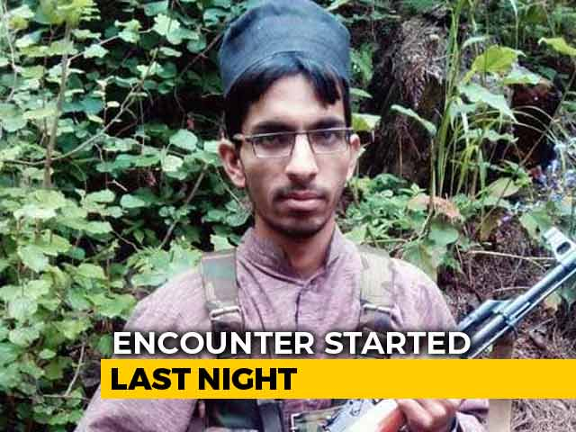Video : Pulwama Terror Mastermind Kamran, Pakistani, Killed In 12-Hour Encounter