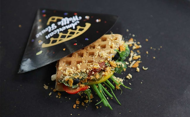 Savour the Savoury Waffles at American Waffle House Kolkata, new menu launch on Anniversary