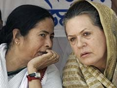 """We'll Remember,"" Upset Mamata Banerjee Tells Sonia Gandhi In Parliament"