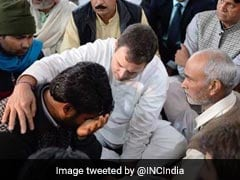 """We Thank You"": Rahul Gandhi, Sister Priyanka To Soldiers' Families"