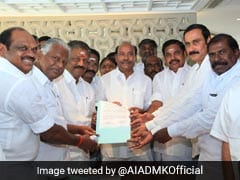 AIADMK, PMK Tie-Up Ahead Of Former's Alliance With The BJP