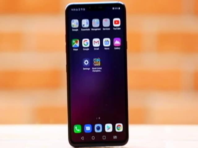 Video : Hands-On With the LG V40 ThinQ